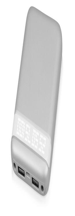 Портативное зарядное устройство «Argent», 10000 mAh фото