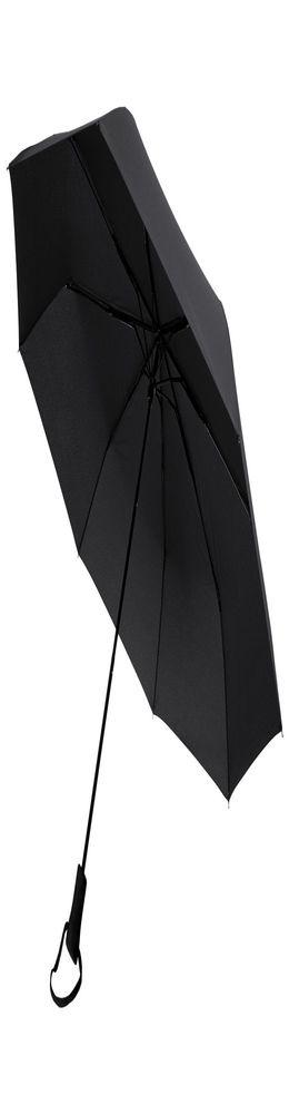Складной зонт Hogg Trek, черный фото
