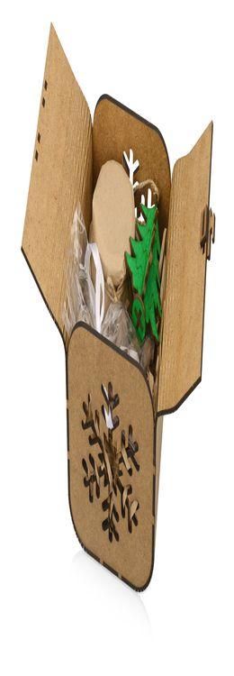Подарочный набор «Neve» с шоколадом и вареньем фото