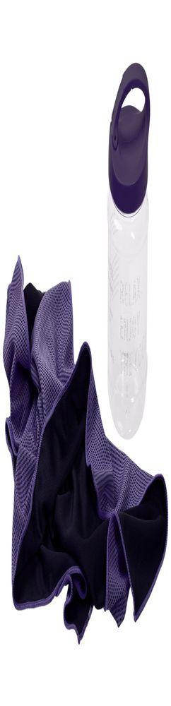 Охлаждающее полотенце Weddell, фиолетовое фото