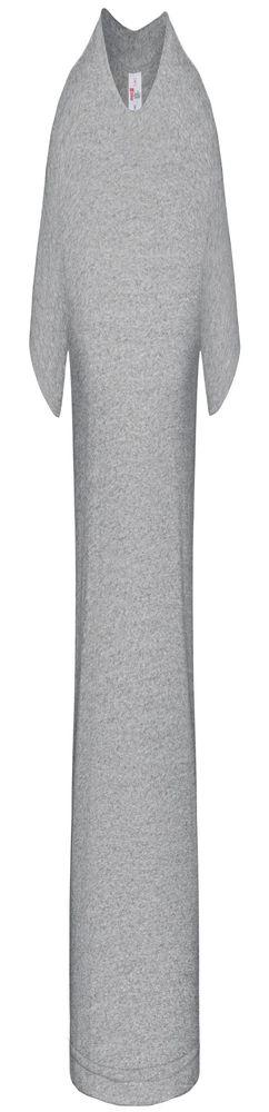 Футболка T-Bolka 180, серый меланж фото