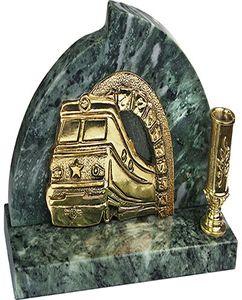 *Настольный прибор «Поезд» фото
