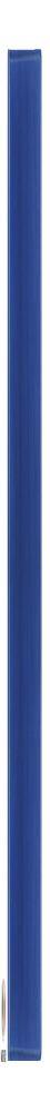 Недатированный ежедневник REINA 650U (5451) 145x205 мм синий, посеребренный срез