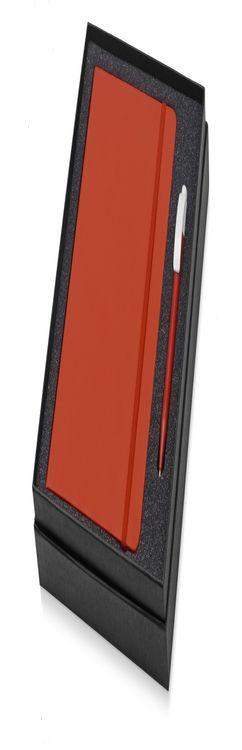 Подарочный набор Uma Vision с ручкой и блокнотом А5 фото
