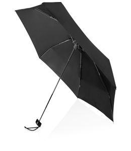 Зонт складной механический в чехле на молнии фото