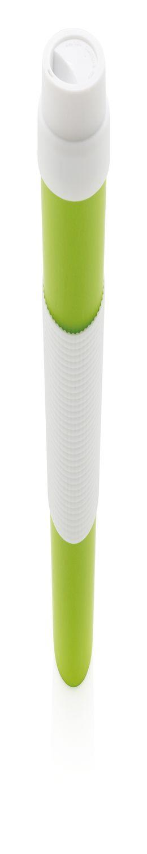 Термокружка ECO из бамбукового волокна, 430 мл, зеленая фото