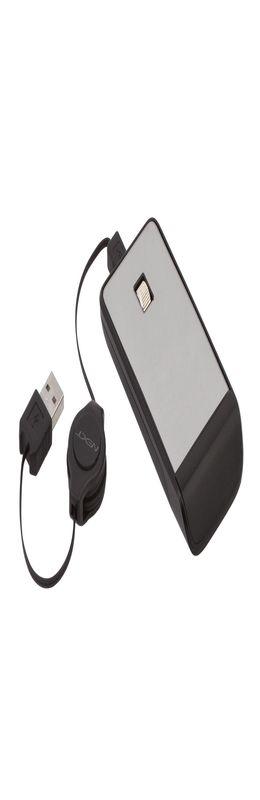 """Компьютерная мышь зеркальная со светящимся логотипом """"Зажигай"""" фото"""