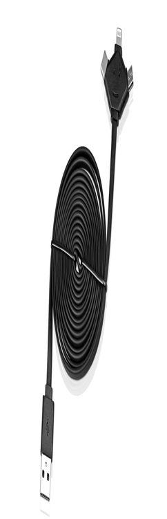 USB-переходник XOOPAR W CABLE 3 в 1 фото
