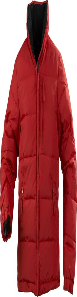 Куртка женская FREERIDE, красная фото