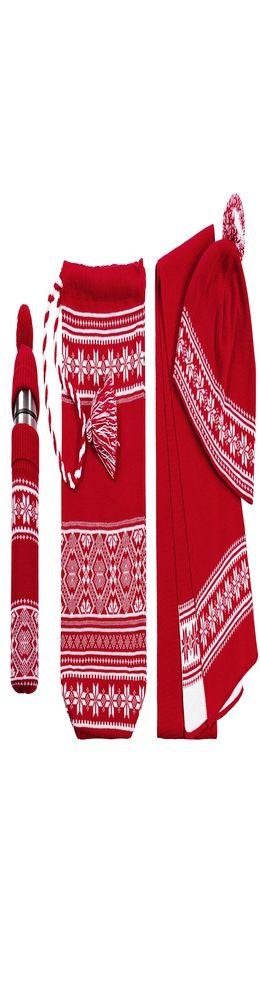 Набор «Скандик», красный фото