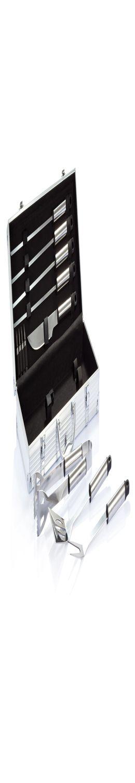 Набор для барбекю в алюминиевом чемодане, 12 предметов фото
