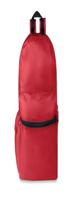 Рюкзак-дождевик, красный            фото