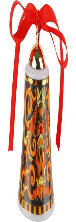 Новогодний колокольчик «Barocco» фото