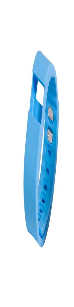 Браслет силиконовый без э/механизма для Portobello Trend, The One, голубой фото