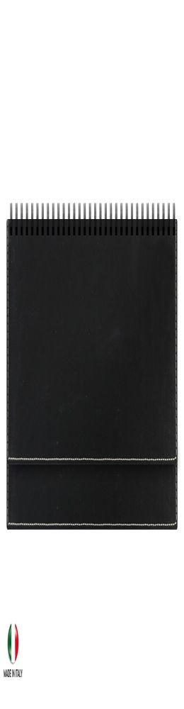 Недатированный планинг PORTLAND 5492 (794U) 298х140 мм черный, золоченый срез, крем. блок фото
