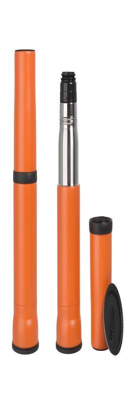 Термос Одиссея 0,5 л., оранжевый фото