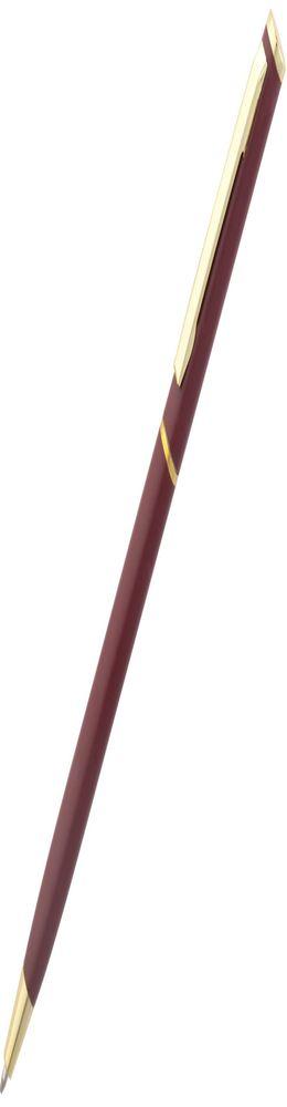Ручка шариковая Hotel Gold, ver.2, бордовая фото