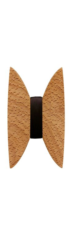 Галстук-бабочка «Classic», бук фото