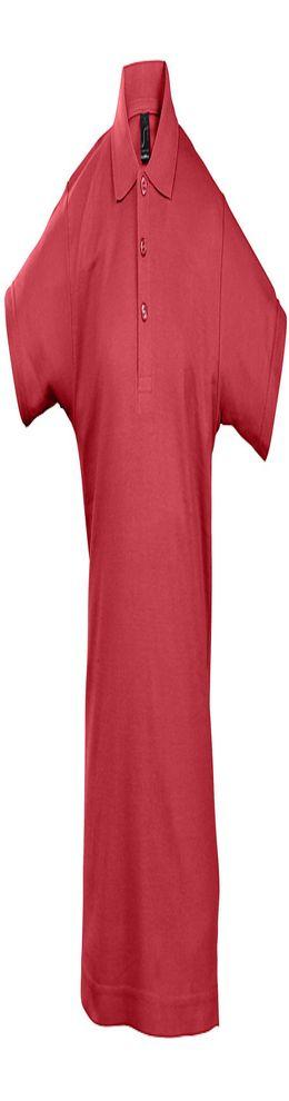 Рубашка поло детская Summer II Kids 170, красная фото