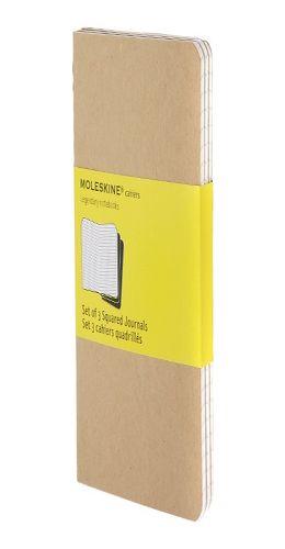 Набор записных книжек Cahier, Pocket (в клетку) фото