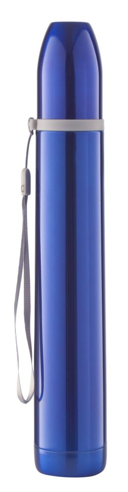Термос Color 500, синий фото