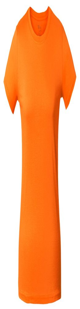 Футболка женская T-bolka Lady, оранжевая фото