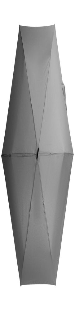 Зонт Unit Slim, серый фото