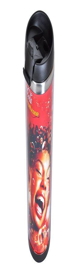 """Термокружка  """"IDEA"""";  420 мл;  металл/пластик; полиграфическая вставка фото"""