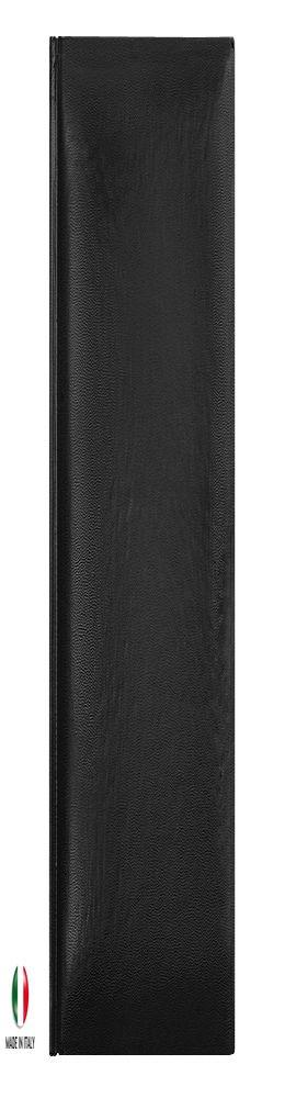 Ежедневник недатированный Manchester 145x205 мм, черный, календарь до 2018 г. фото