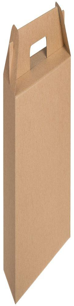 Коробка In Case L, крафт фото