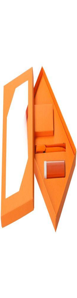 Набор Energy: аккумулятор и ручка, ver.2, оранжевый фото