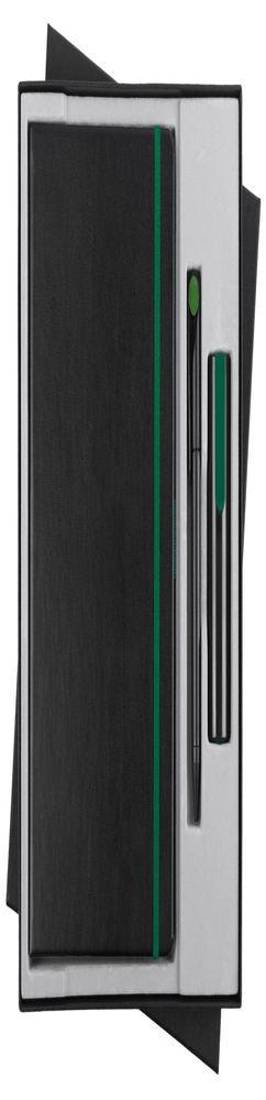 Набор Black Energy, черно-зеленый фото