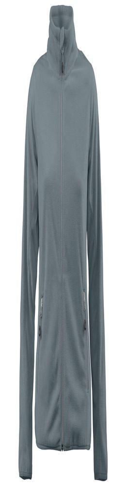 Куртка флисовая женская TWOHAND серая фото