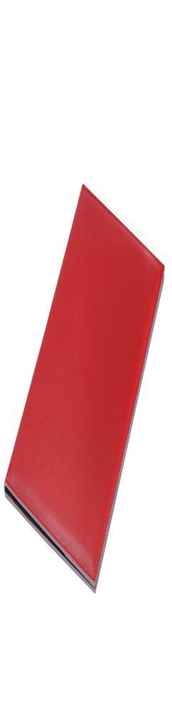 РАСПРОДАЖА Папка на подпись, нат. кожа, Everest, 235 х 320 мм, красный/бежевый, гладкая фактура фото