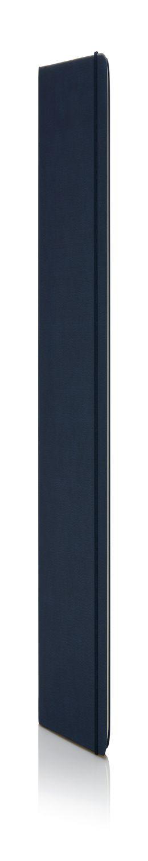 Блокнот формата A5, темно-синий фото