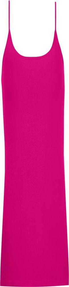 Топ на бретельках JOY 160, ярко-розовый фото
