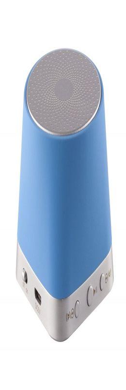Беспроводная Bluetooth-колонка No Ufos, голубой фото