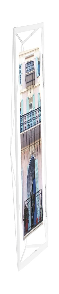 Фоторамка prisma 13х18 белая фото