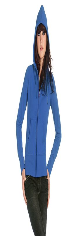 Толстовка женская на молнии Hooded Full Zip/women фото