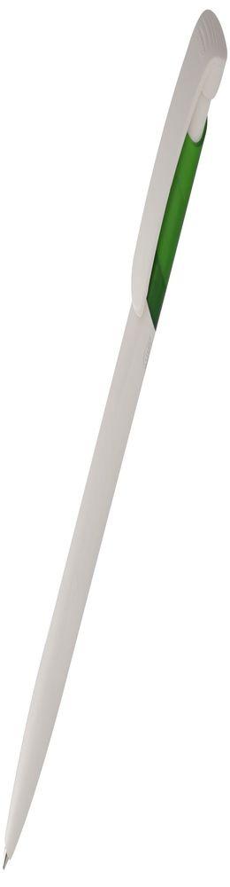 Ручка шариковая Bio-Pen, с зеленой вставкой фото