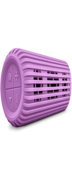 Портативная колонка MICROLAB D21, розовая фото