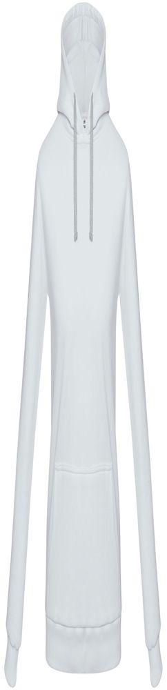 Толстовка с капюшоном Unit Kirenga, белая фото