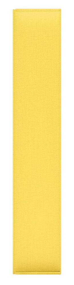 Недатированный ежедневник FRAME 5451 (650) 145x205 мм, желтый фото