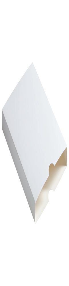 Шубер для ежедневника, белый фото