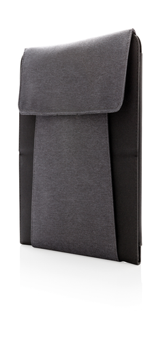 Чехол для планшета Kyoto с беспроводной зарядкой, 10, черный фото