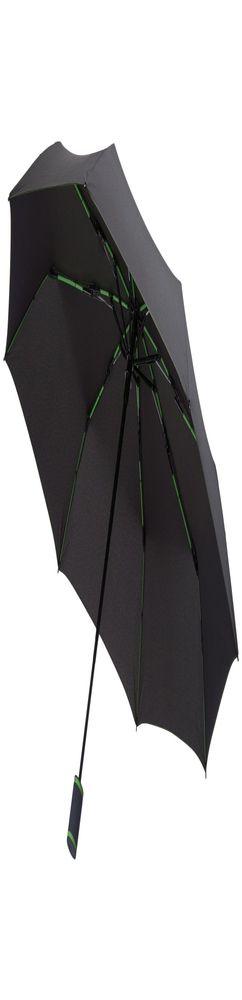 Зонт складной AOC Mini, зеленое яблоко фото