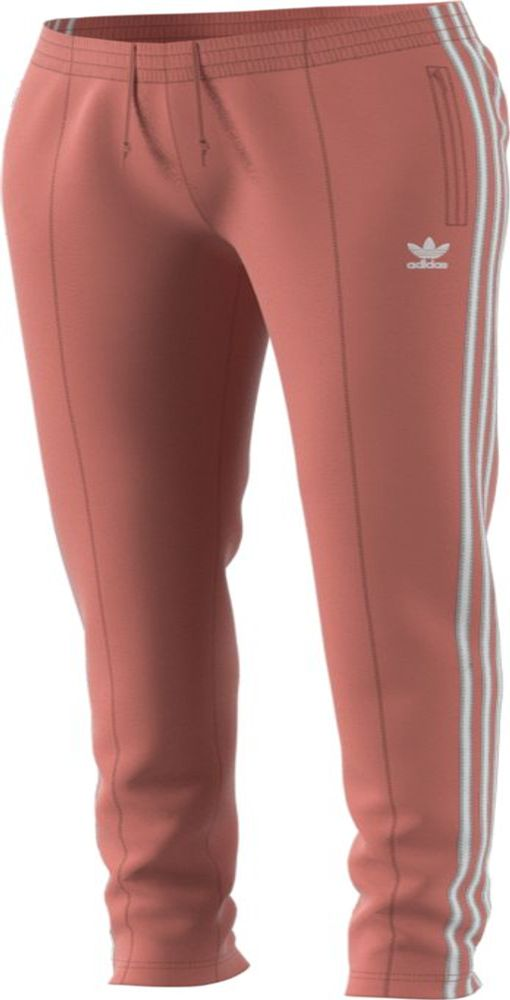 Брюки тренировочные женские SST TP, розовые фото