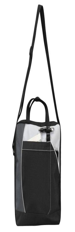 Конференц-сумка Atchison Curve, черная фото