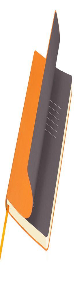 Ежедневник недатированный, Portobello Trend, Sky, оранжевый фото