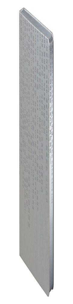 Ежедневник «Исторический», полудатированный, серебро фото